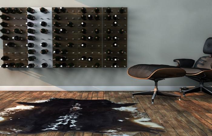 STACT wine rack wall 15