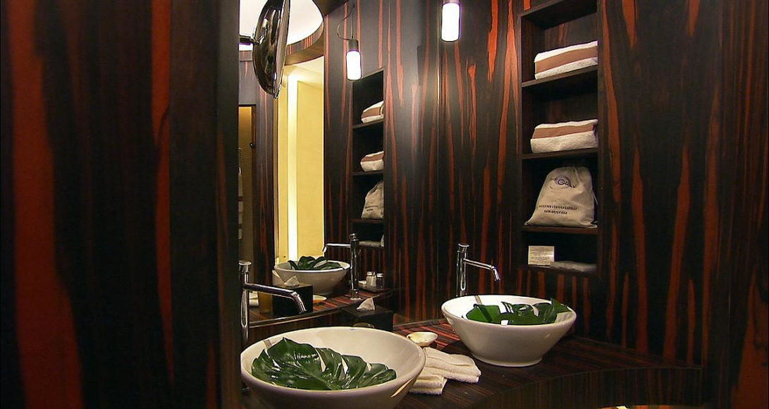 The Gray Boutique Hotel in the heart of Milan.