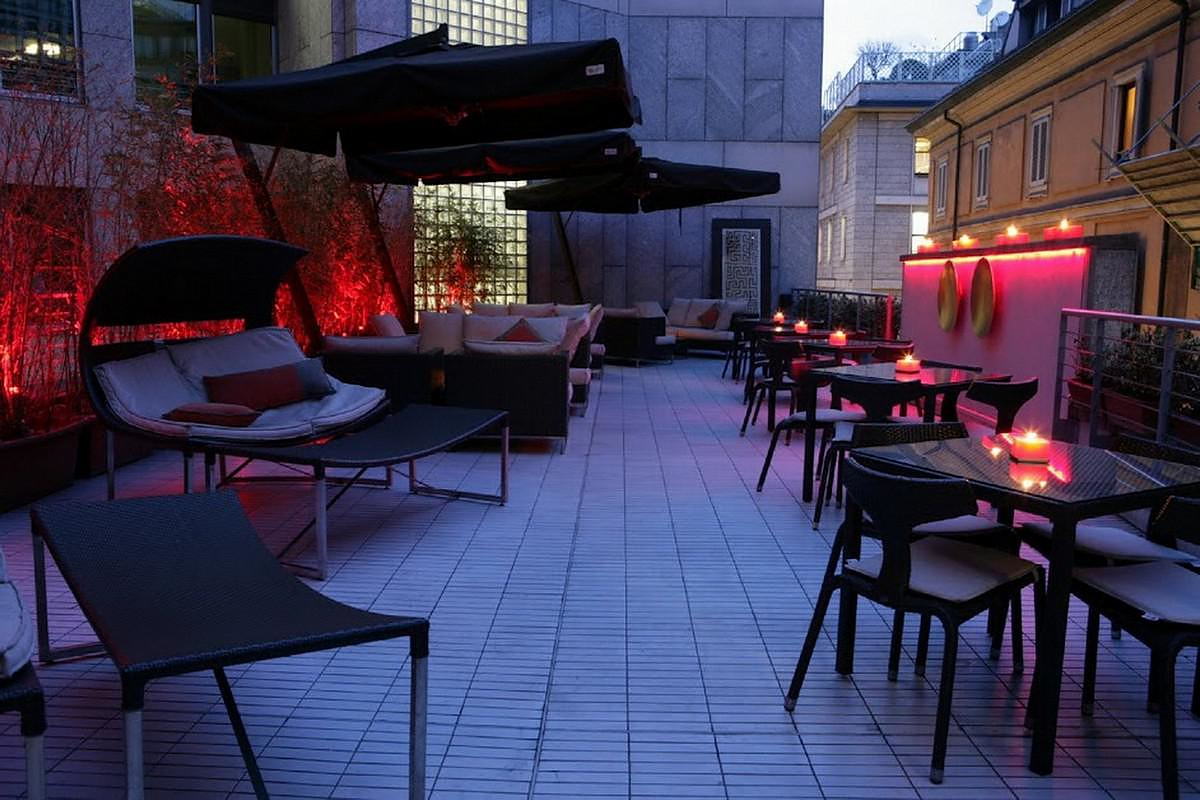 The gray boutique hotel in the heart of milan design is for Boutique hotel milano
