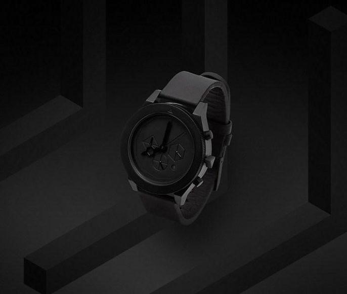 Γεωμετρικά ρολόγια χειρός από την AÃRK Collective.