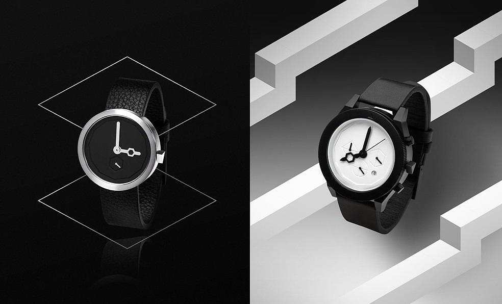 AARK Collective wristwatch