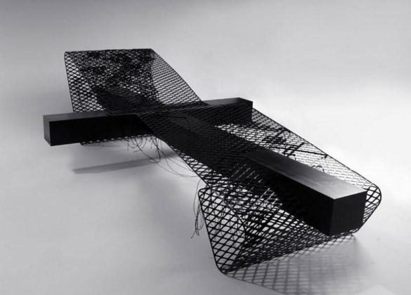 Celebrating the Cross Lounger by design studio - Humans since 1982