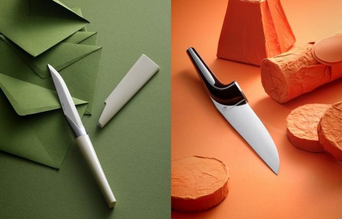 Henri Mazelier Knives