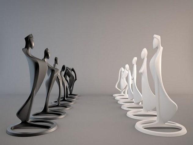 Pandov Chess by Lucian Popescu