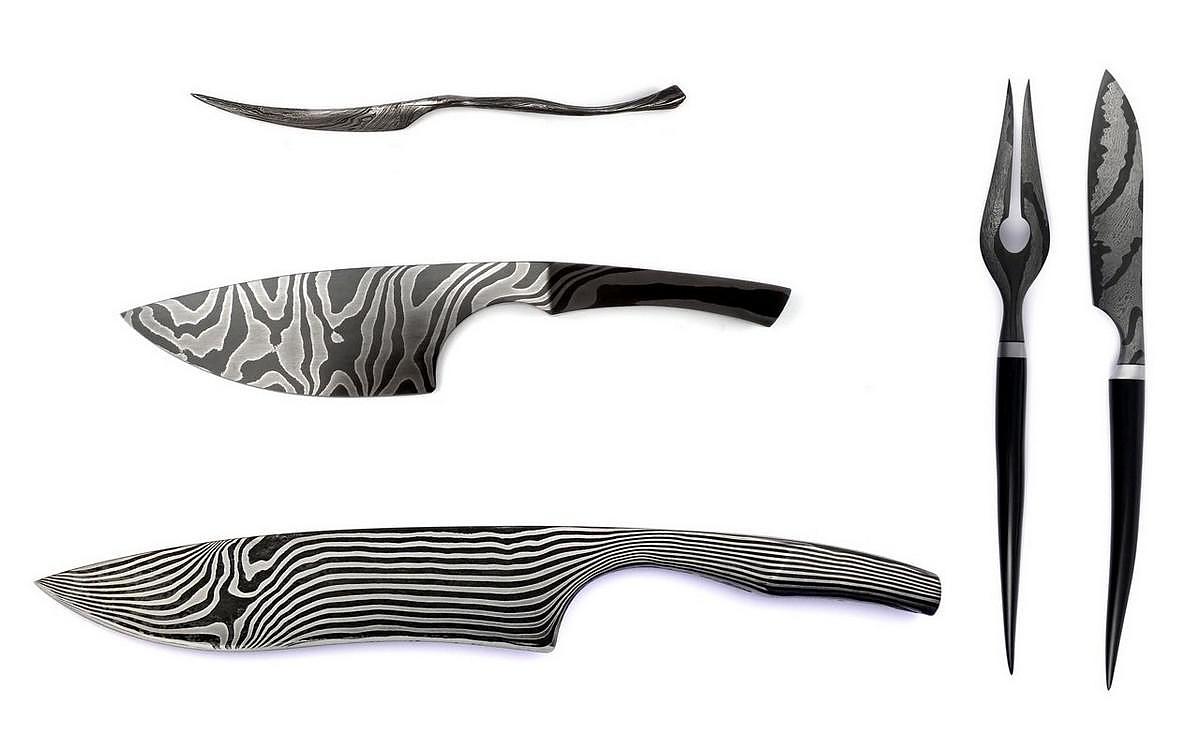 Scropio Design  Artistic Knives