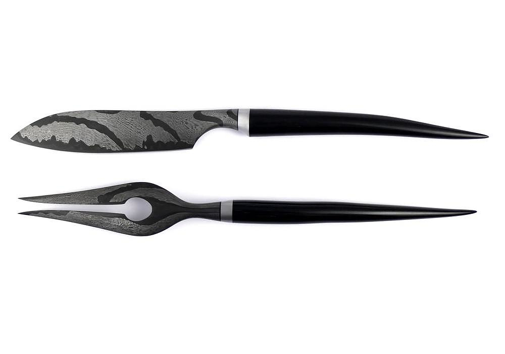 ScorpioDesign Collectible Knives: Artistic Knives or Cutting Artworks?