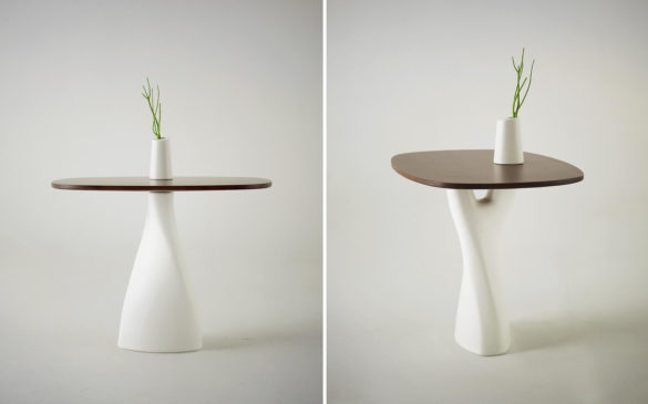 Treeangle Table Vase Anna Strupinskaya
