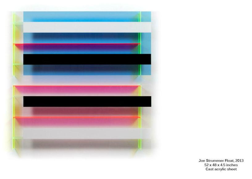 Γεωμετρικά χρώματα: New Floats του Christian Haub.