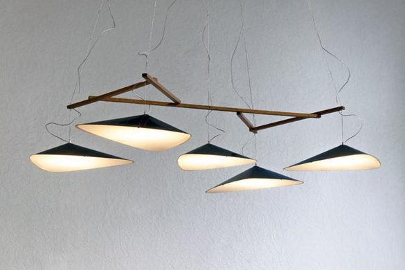 Κρεμαστό φωτιστικό Emily Daniel Becker Studio