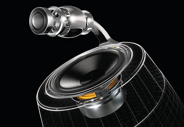 Ασύρματα ηχεία Philips Fidelio SoundSphere Wi-Fi.
