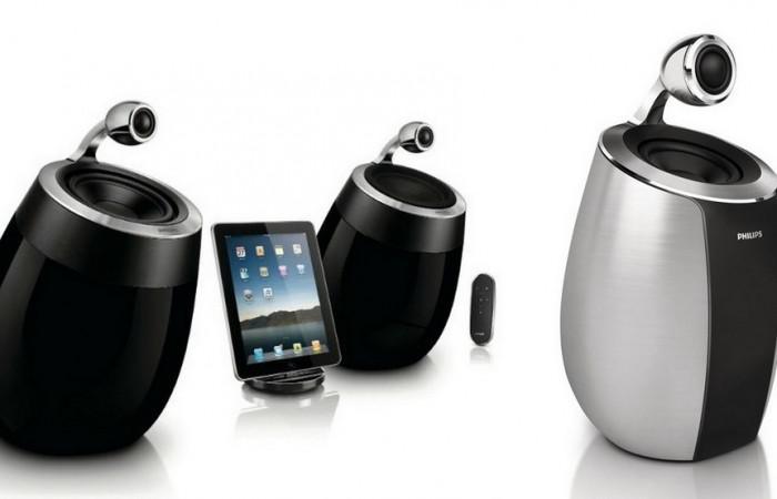 Philips Fidelio SoundSphere Speakers