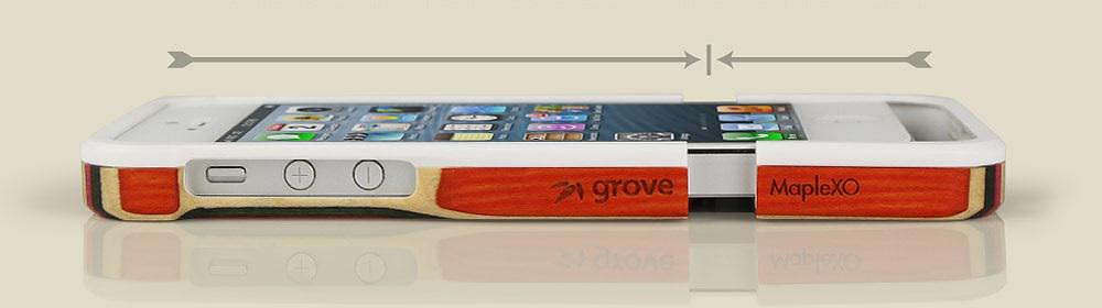 Ανακυκλωμένα Skateboards γίνονται θήκη για iPhone.