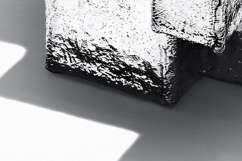 METALS and METAL FOSSIL Tables by Studio Nucleo.