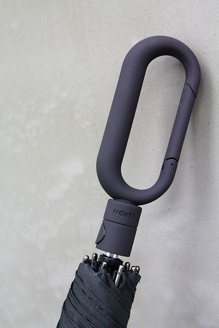 Umbrella Mini Hook by LEXON