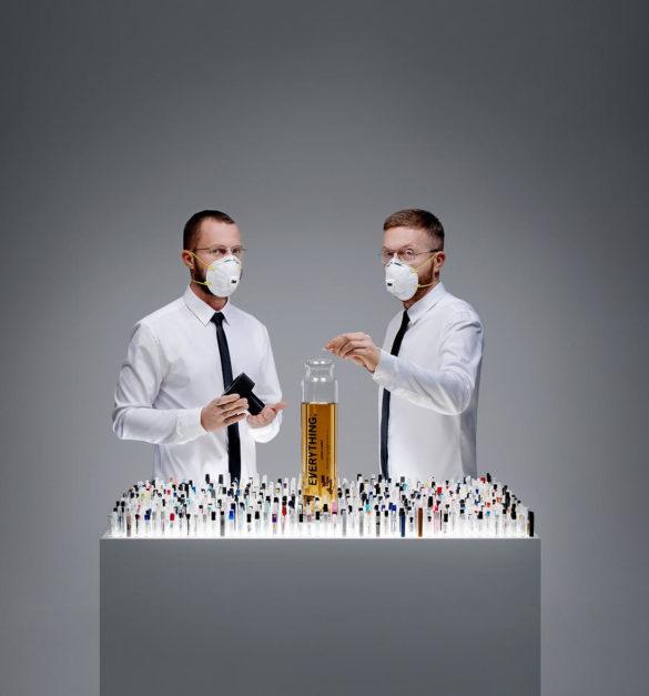 Everything a new fragrance by Lernert & Sander