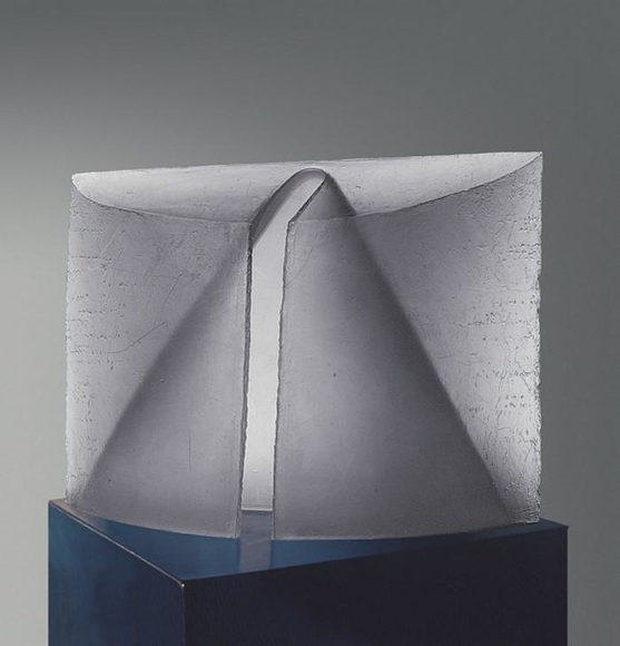 Γυάλινα γλυπτά από τον Stanislav Libensky.