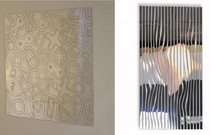 KARIMIRROR Collection by Karim Rashid for Robba Edition