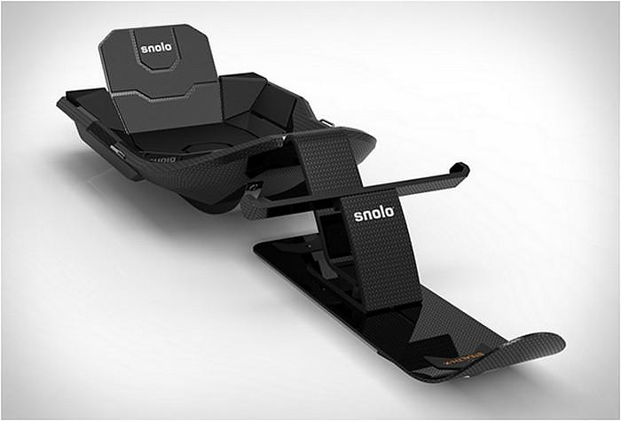 Stealth-X Carbon Fiber Sledge