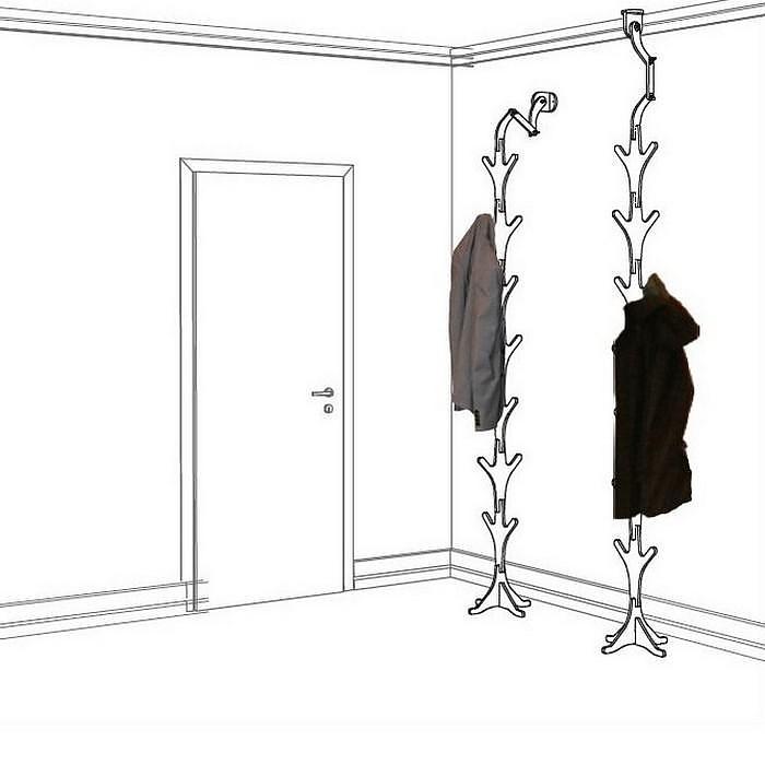 Ypsilon Modular Coat Rack by Athanasios Babalis.