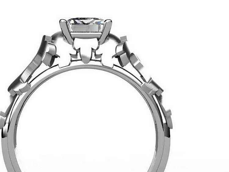 Fine Art Jewelry by Adam Foster.