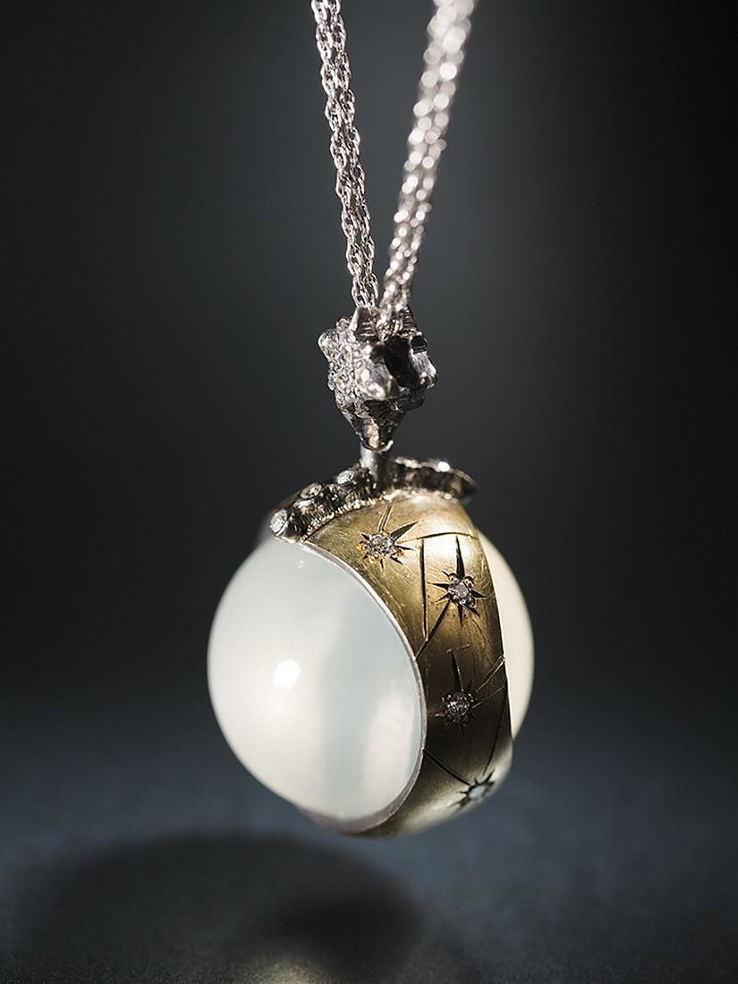 Fine Art Jewelry by Adam Foster. - Design Is This