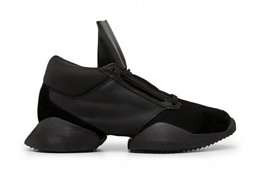 adidas x Rick Owens designer sneaker collection.