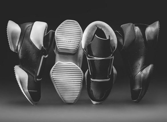 Adidas x Rick Owens designer sneaker collection