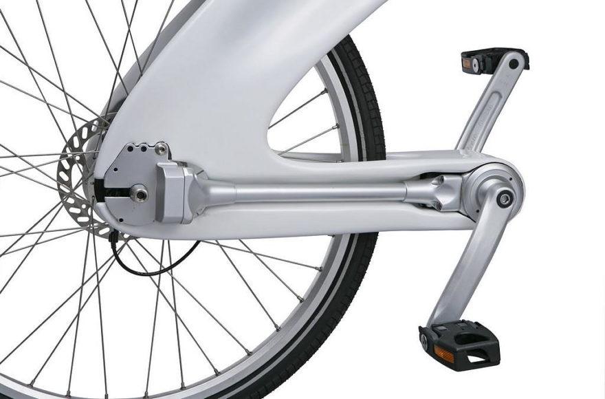 Ποδήλατο Biomega LDN από τον Ross Lovegrove.