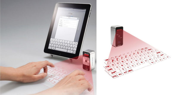 Celluon Magic Cube Bluetooth Laser Virtual Keyboard
