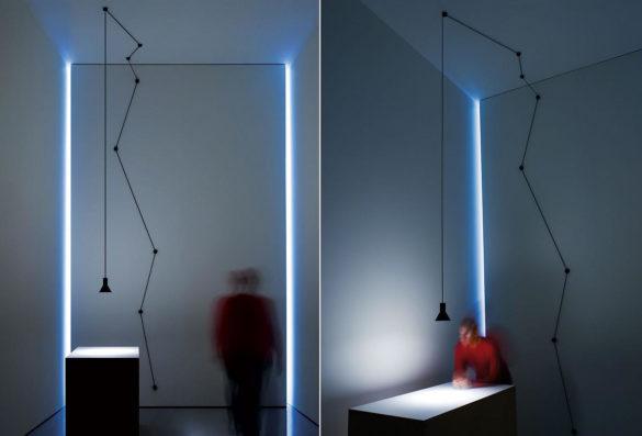 N-EURO Suspension Lamp by Davide Groppi
