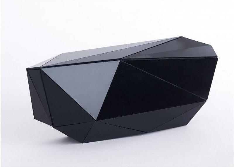 Βραδυνή Τσάντα Φάκελος Orishiki εμπνευσμένη από τα Ιαπωνικά Origami.