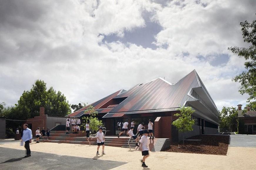 Σχολείο PEGS στη Μελβούρνη από τους McBride Charles Ryan – MCR.