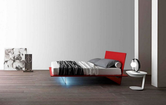 Plana Bed by Claudio Lovadina and Presotto Italia (4)