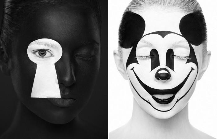 ArtSymphony_Black & White Weird Beauty