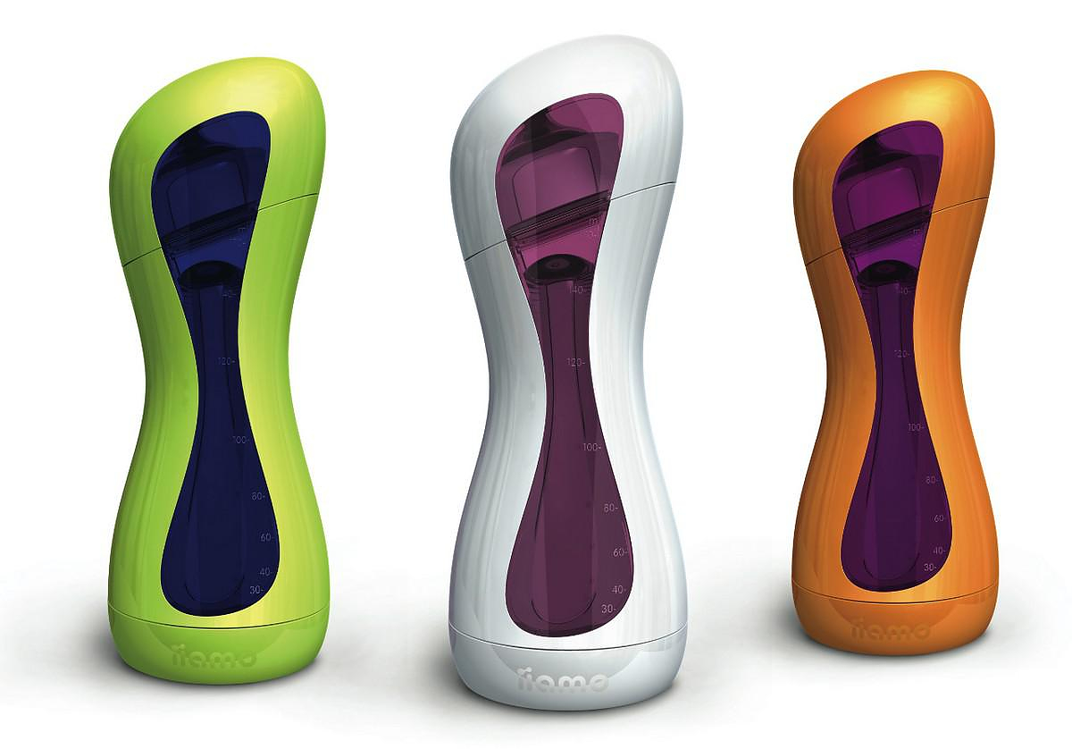 Iiamo Go Baby Feeding Bottle By Karim Rashid Design Is This