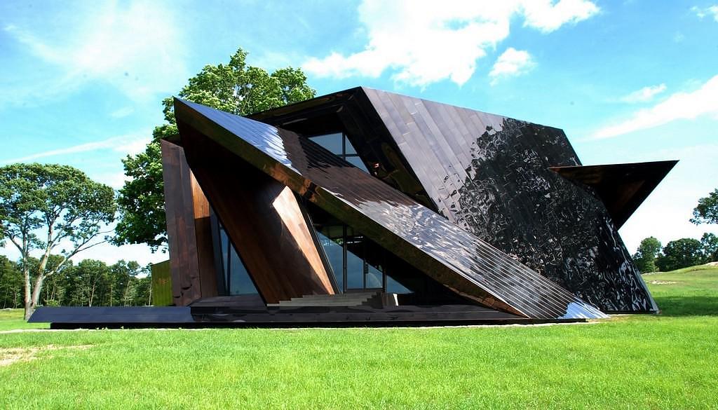 18 36 54 House Daniel Libeskind on 3d Home Design Modern House