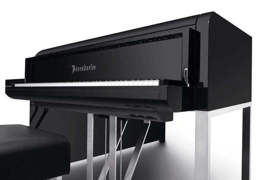 Πιάνο με Ουρά από την Audi Design.