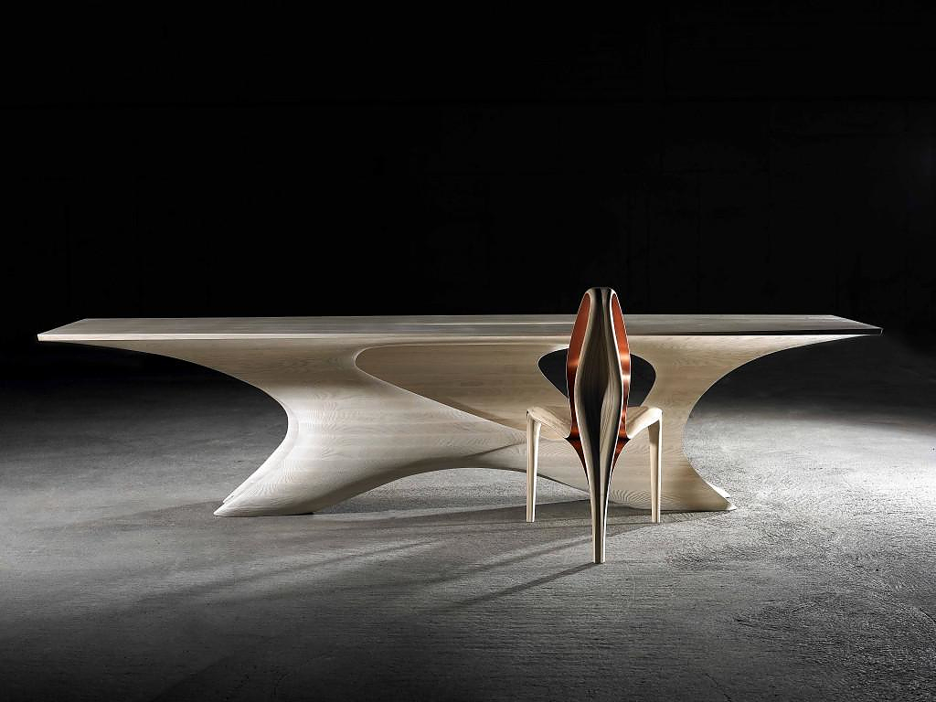Enignum Sculptural Furniture By Joseph Walsh Studio