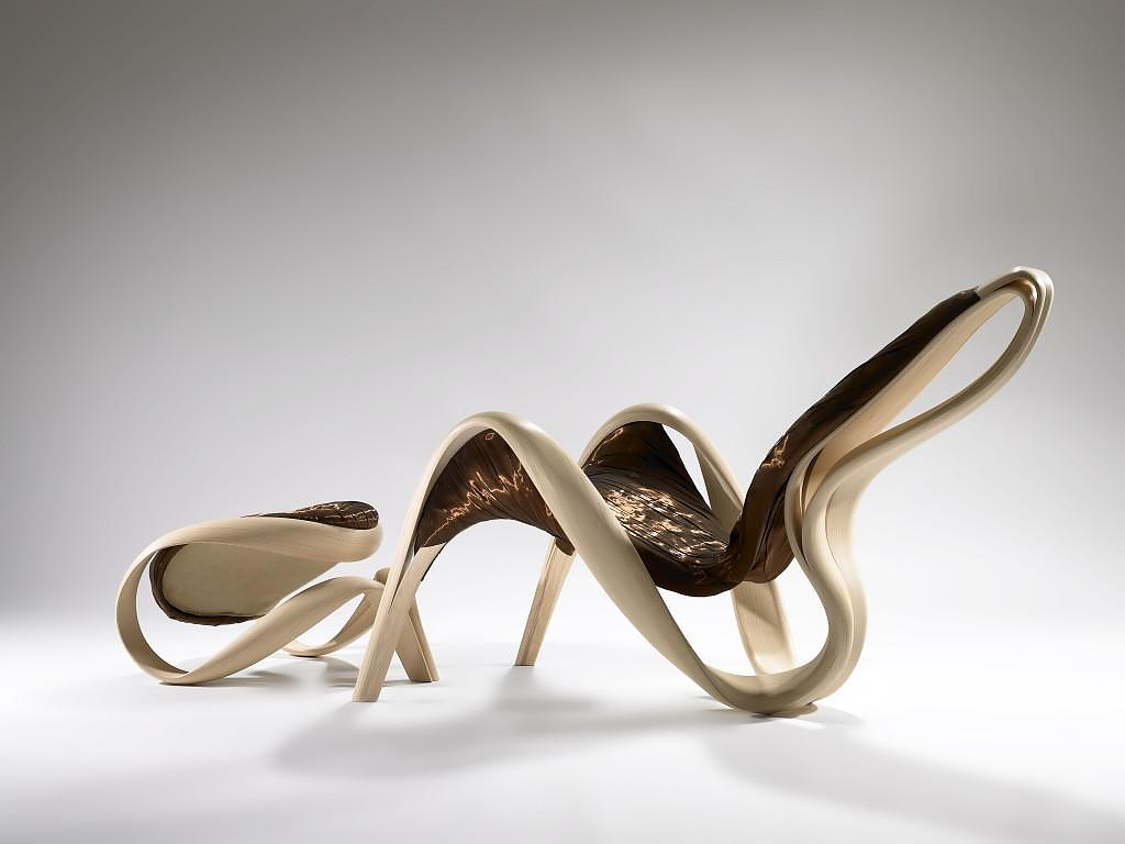 Enignum Sculptural Furniture by Joseph Walsh Studio.