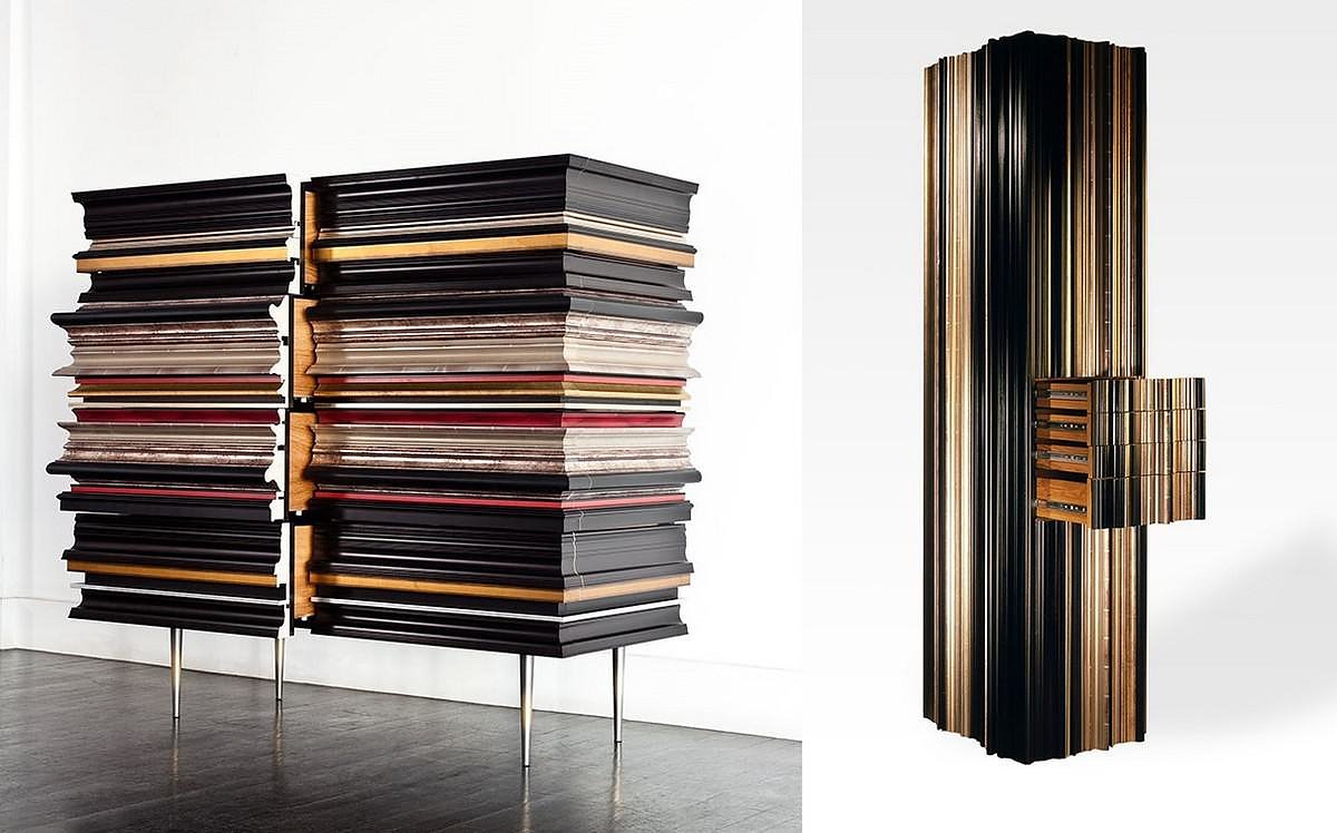 Frame Furniture Collection by Luis Pons Design Lab