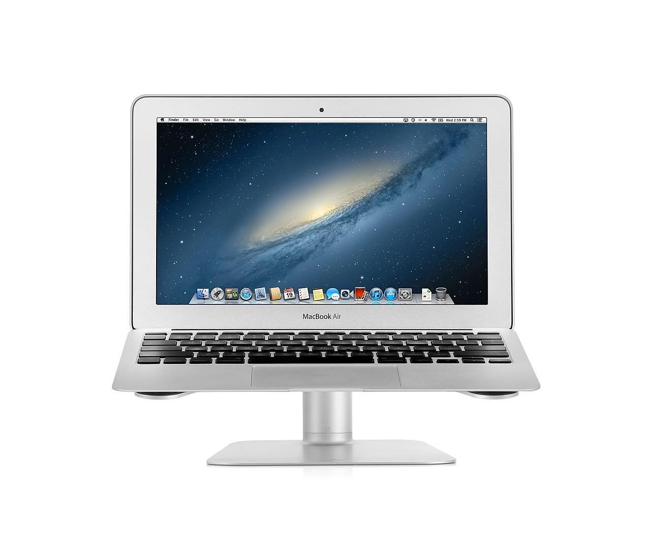 Hirise Adjustable Macbook Stand By Twelve South Design