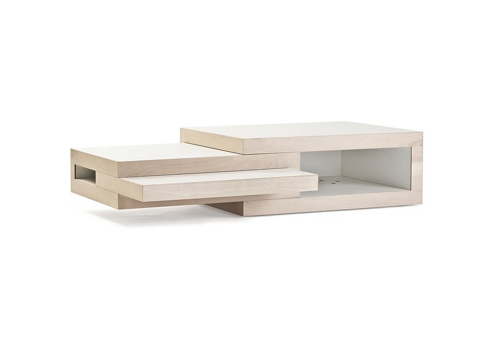 Rek Expandable Coffee Table By Reinier De Jong Design Is This