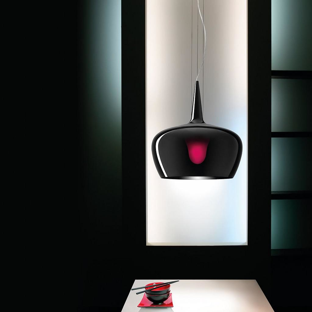 Leucos Witch pendant lamp by Marco Piva.
