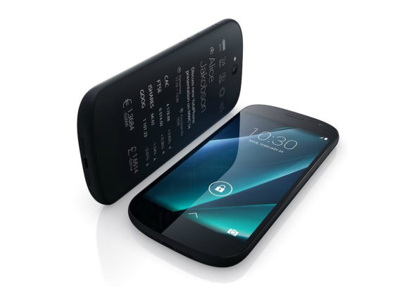 YotaPhone 2 Samrtphone with e-ink Display