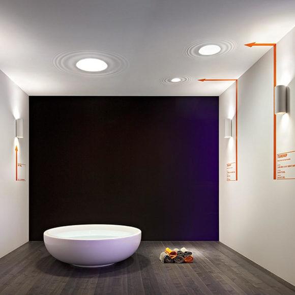Αρχιτεκτονικά Φωτιστικά Soft Architecture από την FLOS.