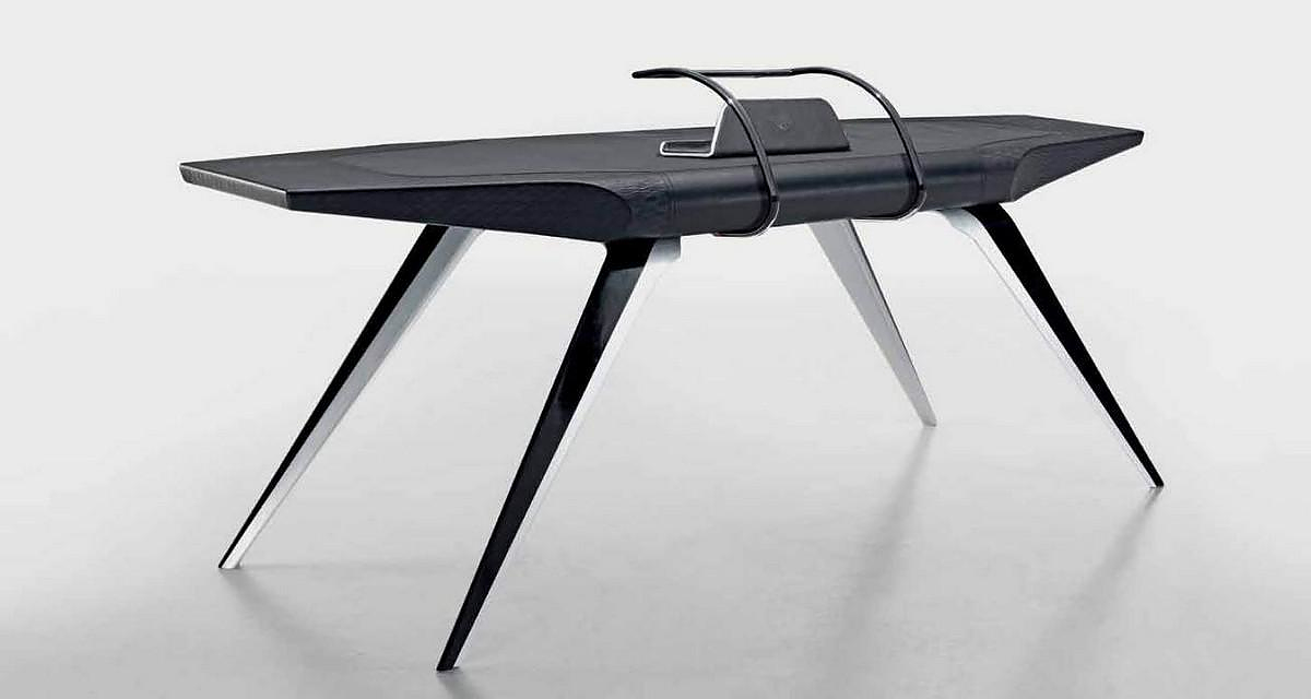 Aston Martin Office Desk by Formitalia Luxury Group.