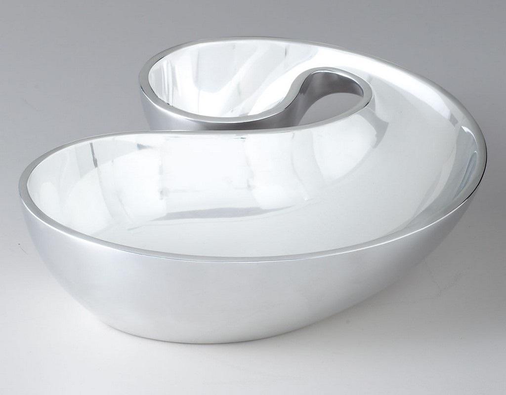 Morphik Tableware by Karim Rashid for Nambe.