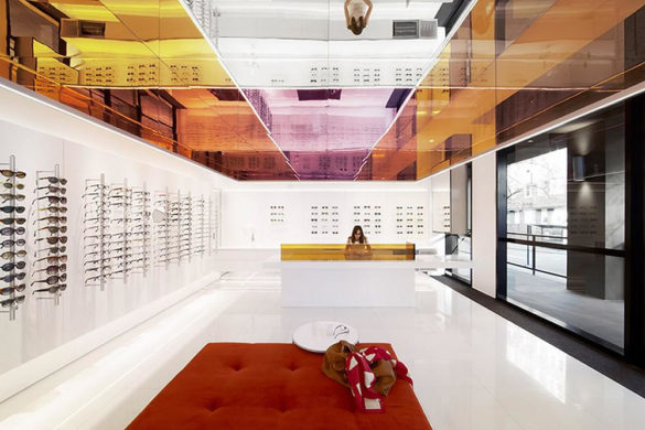 Optique Potts Point by Smart Design Studio