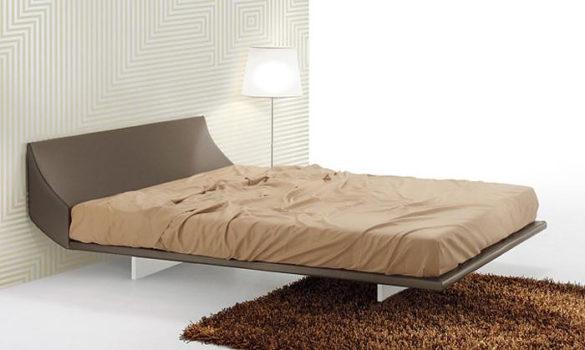 SlipinSleep bed by Massimo Tassone for Pallucco