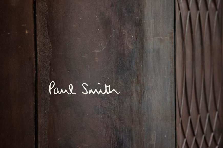 Κατάστημα Paul Smith από τους 6a Architects.
